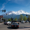 Mt. Shasta from downtown.