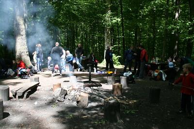 Familien-Weekend, Schaffhausen 2012