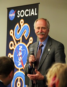 NASA Associate Administrator for Human Exploration and Operations Bill Gerstenmaier