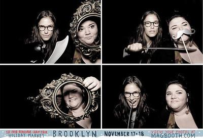 NYC 2012-11-18 Renegade Craft Fair Holiday Market Day 2