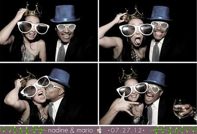 NYC 2012-07-27 Nadine & Mario
