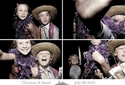 NYC 2012-07-28 David & Christine