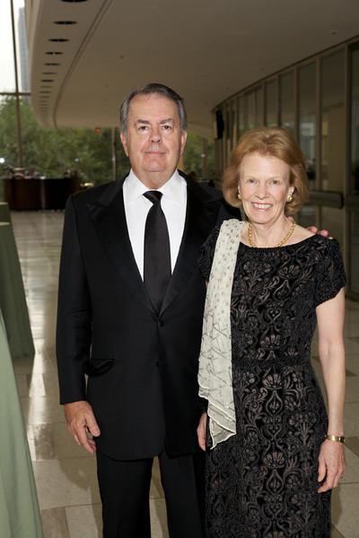 Gala Co-Chairmen Ronald and Christine Ulrich_photo by Julie Skarratt