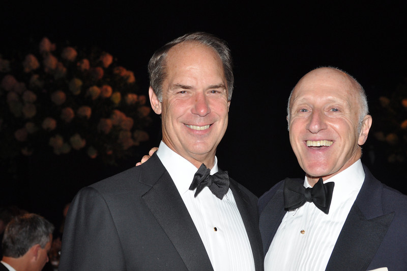Gerald L  Hassell, Gala Executive Vice Chairman; and Oscar Schafer_photo by Linsley Lindekins