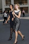 Gala guests arriving_photo by Julie Skarratt