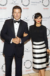 Alec and Hilaria Baldwin_photo by Julie Skarratt
