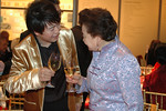 Lang Lang and Honorary Gala Chairmen Madam LU Hailin_credit Linsley Lindekins