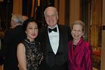 Board Member Sung E  Han-Andersen, Board Member Charles F  Niemeth and Anne Niemeth_credit Linsley Lindekins