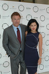 Gala Co-Chairman and Board Member Alec Baldwin and Hilaria Thomas<br /> Photo Credit: Linsley Lindekins