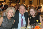 Christine Schwarzman, Richard LeFrak, and Abby Milstein<br /> <br /> Photo Credit:  Linsley Lindekins