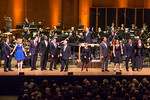 New York Philharmonic's 2012 Spring Gala Concert, 3/26/12. Photo by Chris Lee