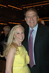 Board Member and Special Events Committee Chairman Karen LeFrak and Richard LeFrak<br /> <br /> Photo Credit: Linsley Lindekins