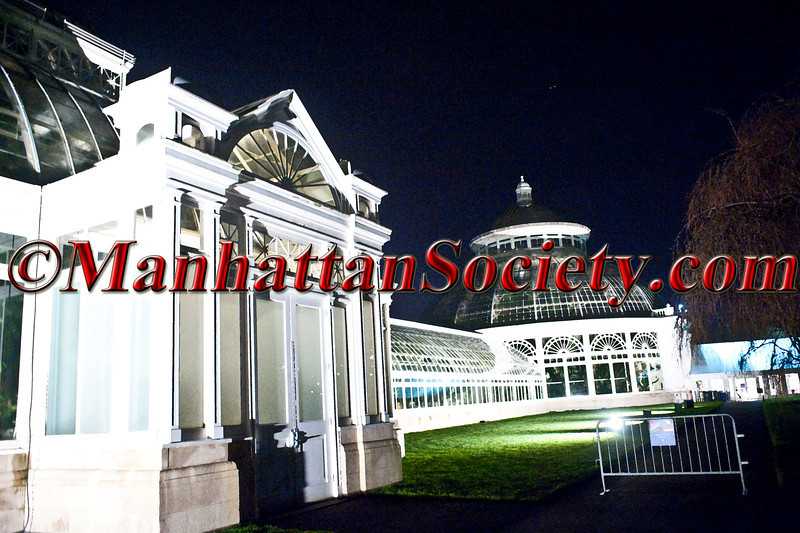 The New York Botanical Garden Winter Wonderland Ball 2012