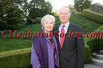 Jean Burn, Harry Burn III attend  The Annual Rose Garden Dinner Dance to Benefit the New York Botanical Garden Presented by Piaget on Monday, October 1, 2012 at the New York Botanical Garden, 2900 Southern Boulevard, Bronx, NY 10458  (Photos by Christopher London ©2012 ManhattanSociety.com)