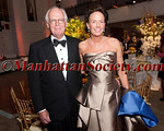"New York – April 17: George Hambrecht , Andrea Fahnestock attend The New York Flower Show Dinner Dance -""Couture en Fleur"" to Benefit The Horticultural Society of New York at 583 Park Avenue on the Upper East Side of Manhattan on April 17, 2012 in New York City (Photos by Christopher Dwight Mejia London ©2012 ManhattanSociety.com)"