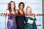 "Lisa Hathaway Stella, Sade Baderinwa, and Pat Kaufman attend New York Junior' League's 60th Annual Winter Ball - ""Moonlight in Marrakesh"" on Saturday, March 3rd 2012, at The Pierre Hotel, 2 East 61st Street, New York City, NY PHOTO CREDIT: Copyright © 2012 Manhattan Society.com by Christopher London"