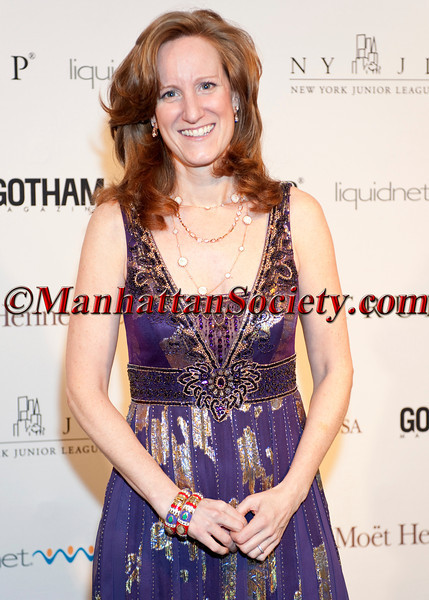 "NYJL President Lisa Hathaway Stella attends New York Junior' League's 60th Annual Winter Ball - ""Moonlight in Marrakesh"" on Saturday, March 3rd 2012, at The Pierre Hotel, 2 East 61st Street, New York City, NY PHOTO CREDIT: Copyright © 2012 Manhattan Society.com by Christopher London"
