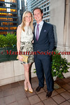 NEW YORK - JUNE 27:Mary McNally, Jason Dillow attend New York Philharmonic: Young New Yorkers Summer Party Presented by Breguet on Wednesday, June 27, 2012 at a Private Location on Park Avenue, New York City, NY  (Photos by Christopher London ©2012 ManhattanSociety.com)
