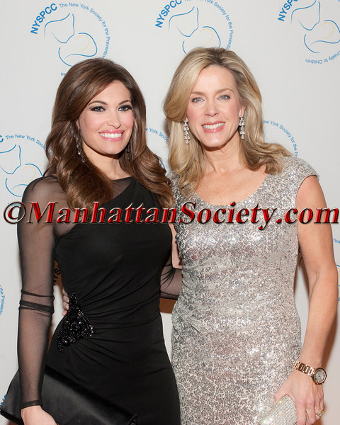 "Kimberly Guilfoyle, Deborah Norville attend THE NEW YORK SOCIETY FOR THE PREVENTION OF CRUELTY TO CHILDREN'S - ""PROTECTING KIDS FIRST"" GALA on Tuesday, November 13, 2012 at The Plaza Hotel, Grand Ballroom, Fifth Avenue & Central Park South, New York City, NY (Photos by Christopher London ©2012 ManhattanSociety.com)"