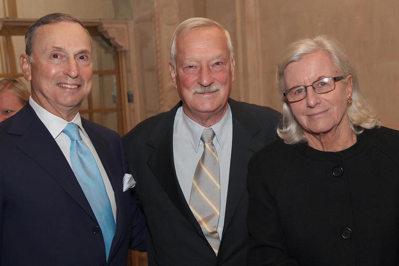 Robert I  Grossman, MD, dean and CEO NYU Langone, Edward and Maya Manley - Jay Brady Photography (1)