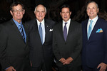 H  Michael Belmont, MD, Ken Langone, Jes Staley, Robert I  Grossman MD, dean and CEO NYU Langone_Jay Brady Photography