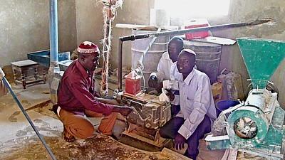 Namutumba Grain Mill Dedication - Uganda