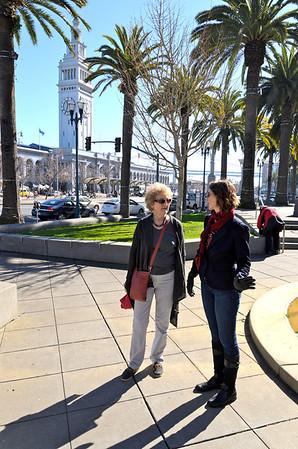 Nana's Visit To California 2012