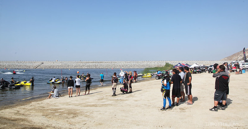 National Jet Ski tour 2012 Lake Perris life style and some racing.