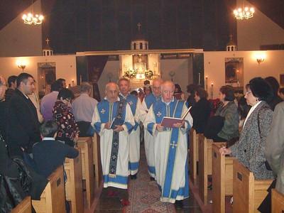 Nativity Eve 2012