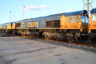 66717 GBRF Peterboro Depot.