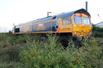 66745 GBRF Peterboro Depot.