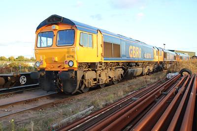 66716 GBRF Peterboro Depot.