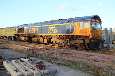 66730 GBRF Peterboro Depot.