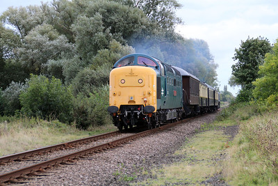 55002 Station Road crossing, Ailsworth.