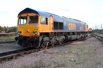 66712 GBRF Peterboro Depot.