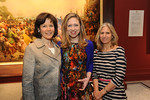 Pam Schafler, Chelsea Clinton and Louise Mirrer