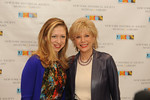 Chelsea Clinton and Lesley Stahl at the New-York Historical Society Strawberry Festival