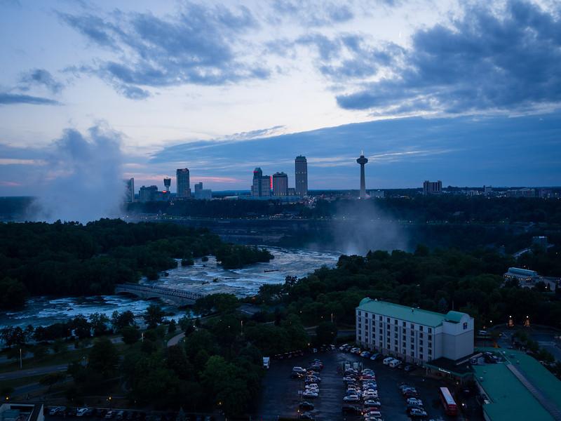 Niagara falls and environs