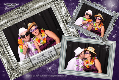 Nicole and Travis Wedding