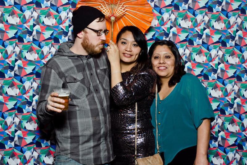 Nitehawk Cinema Holiday Party