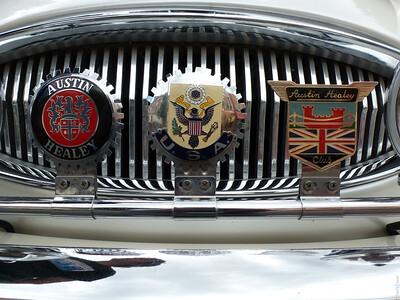 Pendleton Car Show
