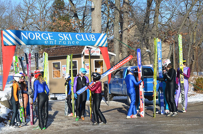 Norge Ski Club:  January 26 & 27, 2013