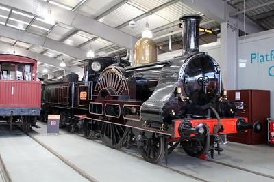 Steam No 3020 Shildon  20/10/12.