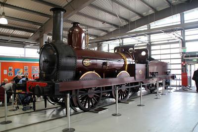 Furness Railway No20 Shildon.