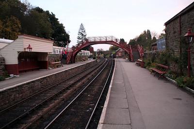 Goathland Station  20/10/12.