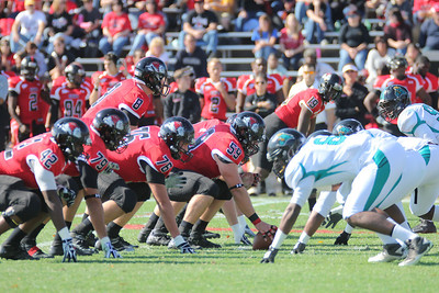 GWU's Offensive line