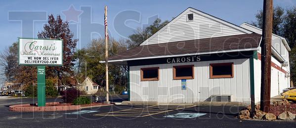 MET 110212 CAROSI'S FRONT