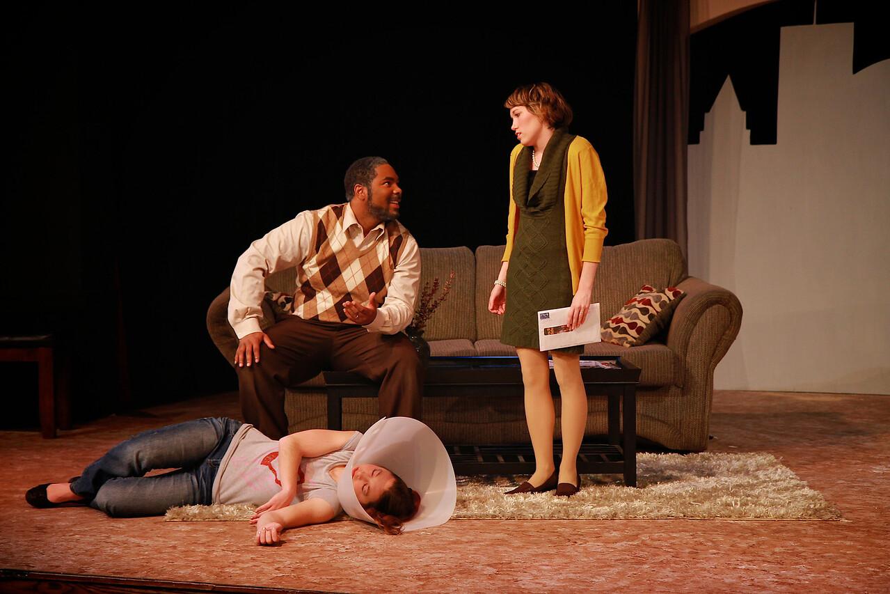 Gardner-Webb Theatre Department presents: Sylvia.