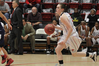 The Gardner-Webb Women's Basketball team defeated Montreat College Wednesday 14, 2012 with a final score of 84-50