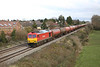 28 November 2012 :: 60010 at Portskewett working 6B25, Westerleigh to Robeston empty oil train